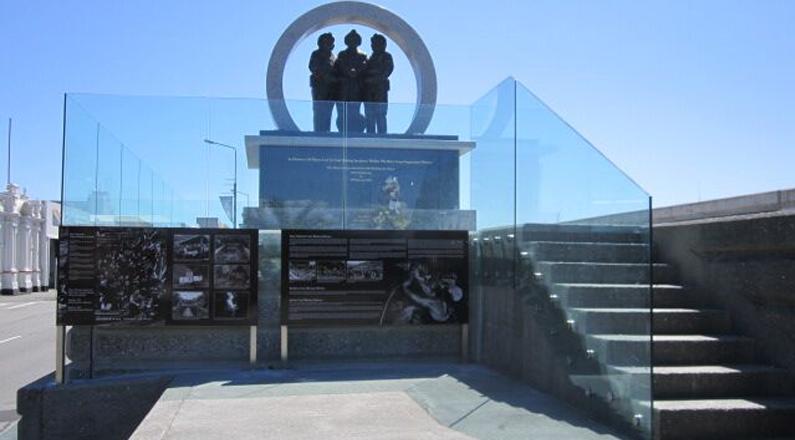 West Coast Miners Memorial