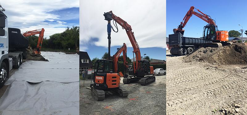 Moore Construction Trucks & Diggers