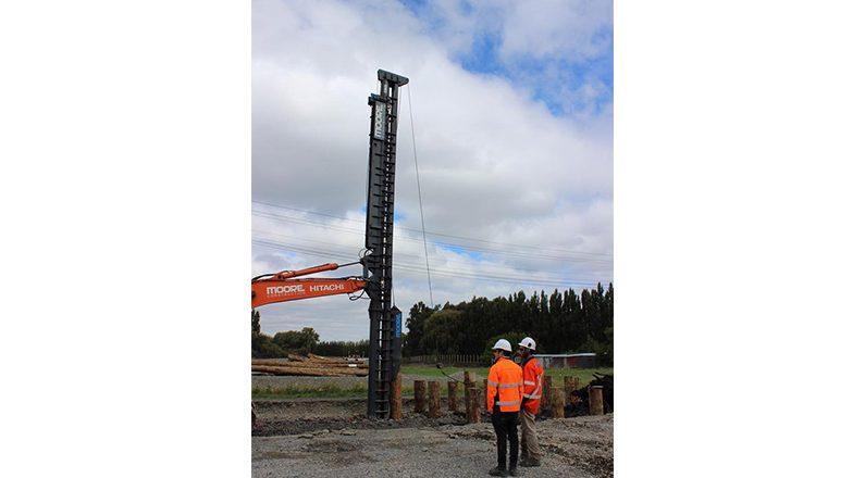 Christchurch Northern Corridor Construction