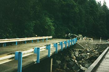 Hohunu Bridge Repair
