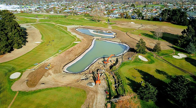 Moore Construction Shirley Drain